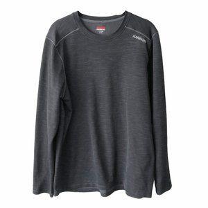 Karbon Mens Thermal Long Sleeve Top medium